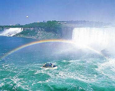 Canadian Falls, Canada