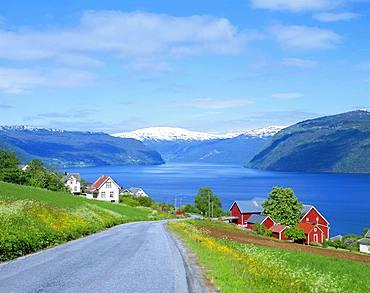 Innvik Fjord, Norway