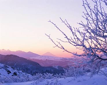 Utsukushigahara Kogen, Nagano Prefecture