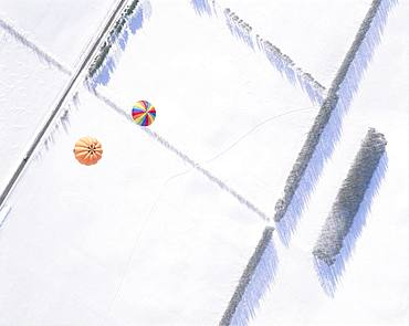 Tokachi Hot-Air Balloon, Hokkaido