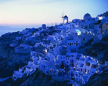 Santorini Island, Oia Village, Greece