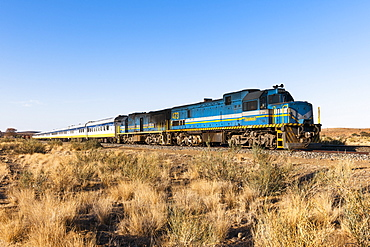'Jewel of the Desert' – special train through Namibia, Africa
