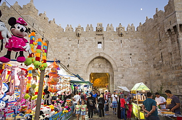 The Damascus Gate, Jerusalem, Israel
