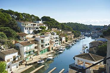 Cala Figuera bay, Majorca, Spain