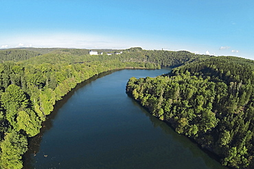Obere Saale, Thuringian Uplands, Thuringia, Germany