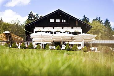 House with a sun terrace, Tegernsee, Bavaria