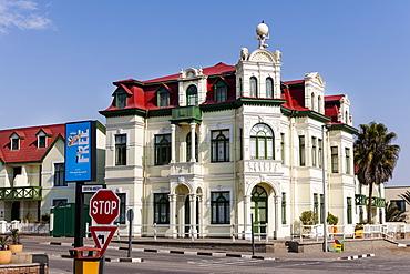 Hohenzollern Haus in Swakopmund, Namibia