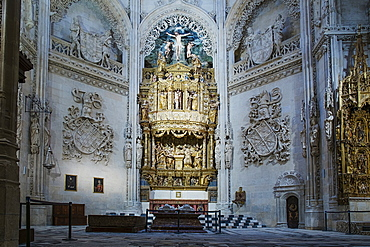 Tomb of the Constables of Castile, Burgos Cathedral, UNESCO World Heritage Site, Burgos, Castile and Leon, Spain, Europe
