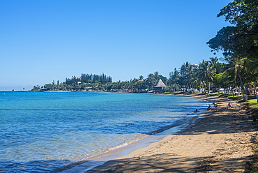 Anse Vata beach, Noumea, New Caledonia, Pacific