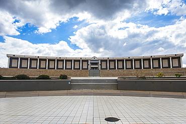 The Malawian Parliament, Lilongwe, Malawi, Africa