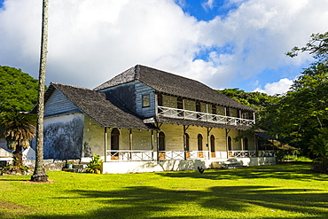 Para O Tane Palace, Avarua, capital of Rarotonga, Rartonga and the Cook Islands, South Pacific, Pacific