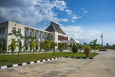 Presidential Palace of Dili, East Timor, Southeast Asia, Asia