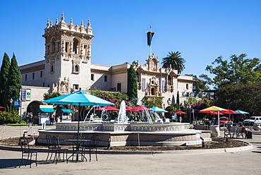 San Diego Museum of Art, Balboa Park, San Diego, California, United States of America, North America