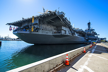 USS Midway Museum, San Diego, California, United States of America, North America