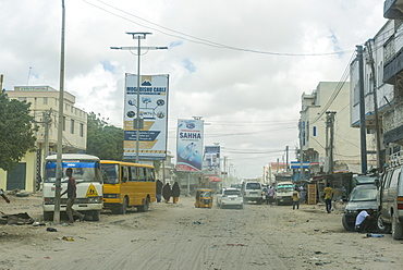 Infamous Bakara market, Mogadishu, Somalia, Africa