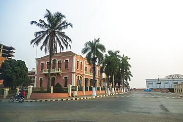 Government Palace of Malanje, Malanje province, Angola, Africa