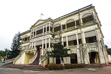 The Governor's Mansion, Bingerville, Abidjan, Ivory Coast, West Africa, Africa