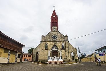 Church, Libreville, Gabon, Africa