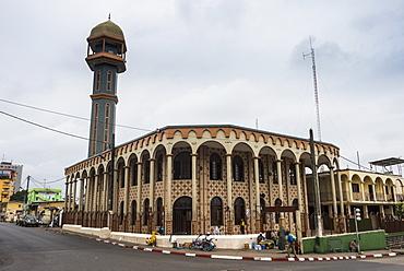 Central Mosque, Libreville, Gabon, Africa