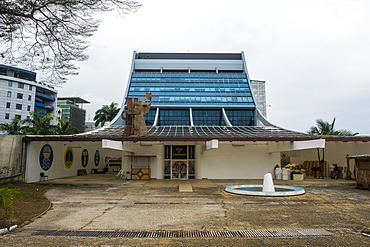 Museum of Art and Culture, Libreville, Gabon, Africa