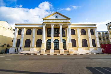 People's Palace in Malabo, Bioko, Equatorial Guinea, Africa