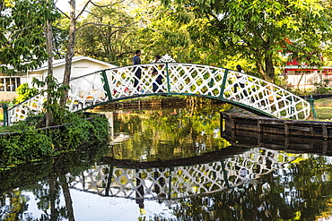 Botanical garden, Georgetown, Guyana, South America