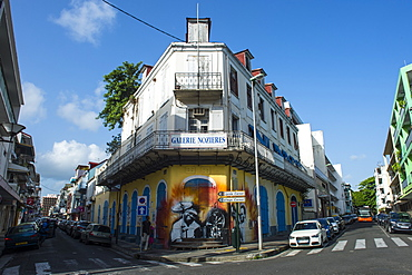 Pointe-a-Pitre, Guadeloupe, French Overseas Department, West Indies, Caribbean, Central America