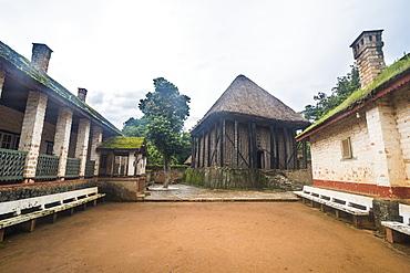 Fon's Palace, Bafut, Cameroon, Africa