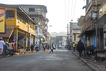 Freetown, Sierra Leone, West Africa, Africa
