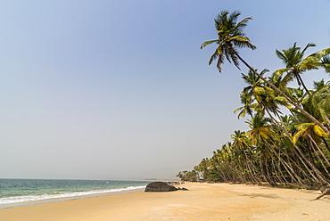 Pretty Bukeh Beach, Sierra Leone, West Africa, Africa