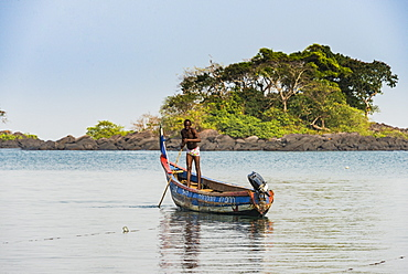 Banana islands, Sierra Leone, West Africa, Africa