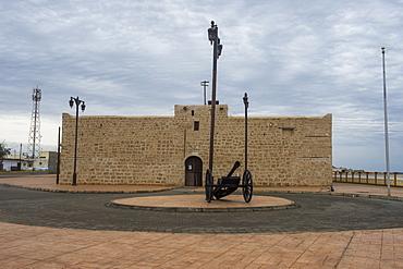 Old fort in Al Wadj, Saudi Arabia, Middle East