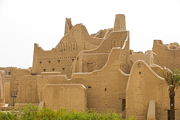 Diriyah, UNESCO World Heritage Site, Riyadh, Saudi Arabia, Middle East