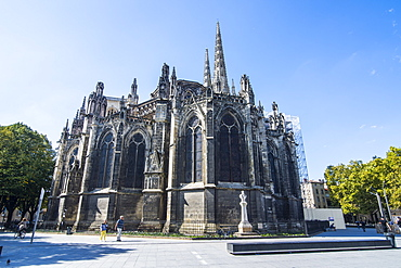 The Cathedral of Bordeaux, Aquitaine, France, Europe