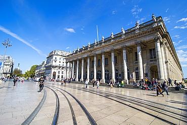 State Opera, Bordeaux, Aquitaine, France, Europe