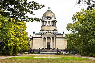 Dessau-Worlitz Garden Realm, Mausoleum, Dessau, Saxony-Anhalt, Germany, Europe