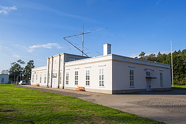 Grimeton Radio Station, UNESCO World Heritage Site, Varberg, Sweden, Scandinavia, Europe