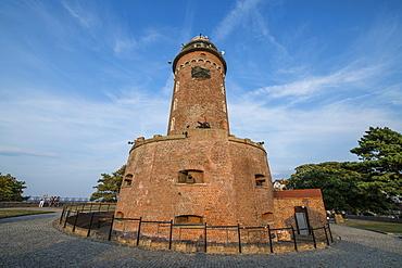 Kolobrzeg lighthouse, Kolobrzeg on the Baltic Sea, Poland, Europe