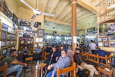Historic Baghdad (Shahbandar Cafe), Baghdad, Iraq, Middle East