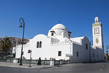 Grand Mosque (Djamaa el Kebir), Algiers, Algeria, North Africa, Africa