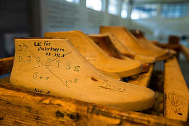 Unesco world heritage sight the shoe last factory, Fagus Factory, Lower Saxony, Germany