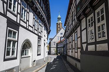 Goslar, UNESCO World Heritage Site, Lower Saxony, Germany, Europe