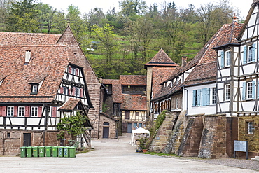 Maulbronn Monastery, UNESCO World Heritage Site, Baden Wurttemberg, Germany, Europe