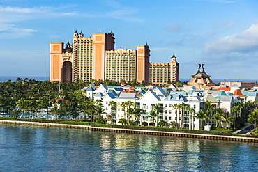 Hotel Atlantis on Paradise island, Nassau, New Providence, Bahamas, Caribbean