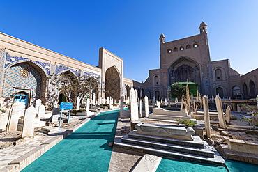 Shrine of Khwaja Abd Allah, Herat, Afghanistan, Asia
