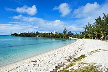 Shelly bay beach, Bermuda, North America