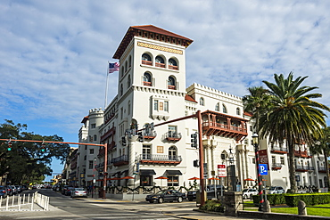 Lightner Museum and City Hall, St. Augustine, oldest continuously occupied European-established settlement, Florida, United States of America, North America