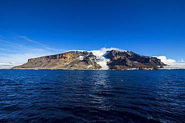 Brown Bluff, Tabarin Peninsula, Antarctica, Polar Regions