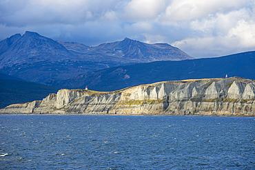The Beagle Channel, Tierra del Fuego, Argentina, South America