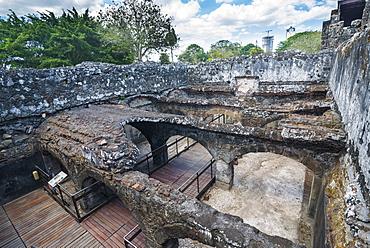 Panama Viejo, the remains of Old Panama, UNESCO World Heritage Site, Panama City, Panama, Central America